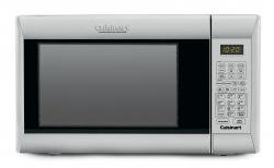 Cuisinart 1.2 Cu. Ft. Microwave Convection Oven and Grill, Stainless Steel (Microwave Ovens With Convection)