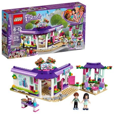LEGO Friends Emma's Art Café 41336 Building Set (378 Pieces) - Lego Friends Costumes
