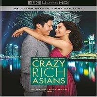 Crazy Rich Asians (4K Ultra HD + Blu-ray + Digital)