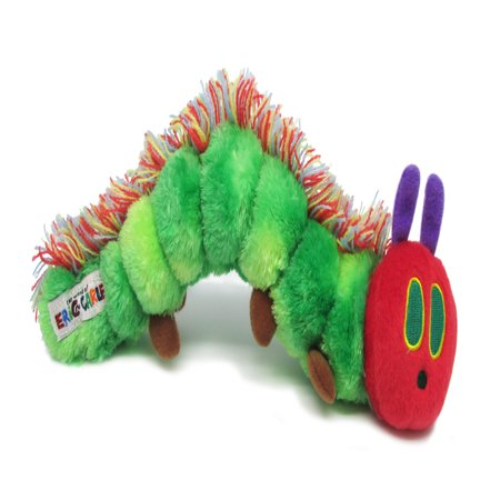 The World of Eric Carle The Very Hungry Caterpillar Bean Bag Plush](The Very Hungry Caterpillar Birthday)