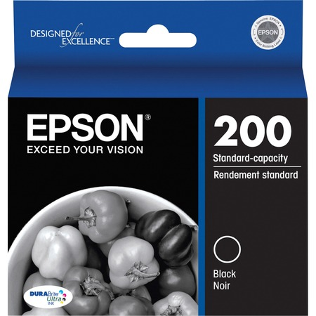 Epson 200 DURABrite Original Black Ink Cartridge
