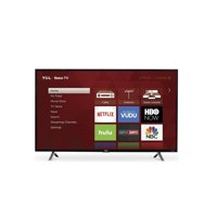 "Refurbished TCL 65"" 4K UHD HDR ROKU Smart LED TV (65S403)"