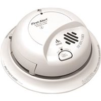 First Alert SC9120B 120 Volt Smoke & Carbon Monoxide Alarm With Battery Backup