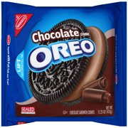 (3 Pack) Oreo Cookies, Chocolate Crème, 15.25 Oz