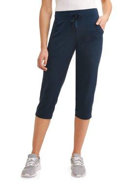 Women's Athleisure Core Knit Capri