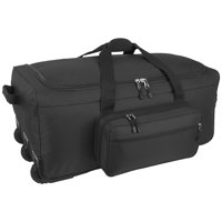 Mercury Tactical Gear Mini Monster Rolling Duffle Bag