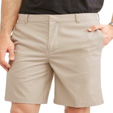 - Men's Flat Front Shorts