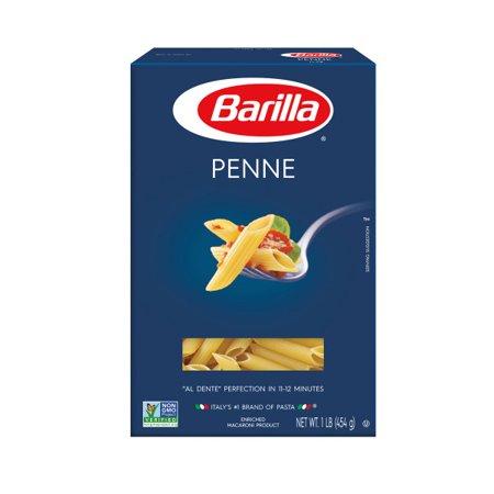 barilla penne pasta 16 oz walmart com