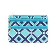 6e11187774a6 Zodaca Women Coin Purse Wallet Zipper Pouch Bag Card Holder Case