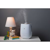 Motorola Smart Nursery Humidifier + Connected Humidifier with Air and Water Filtration, MBP83SN