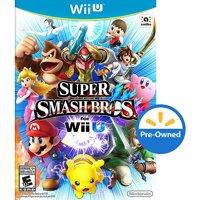 Super Smash Bros. (Wii U) - Pre-Owned Nintendo