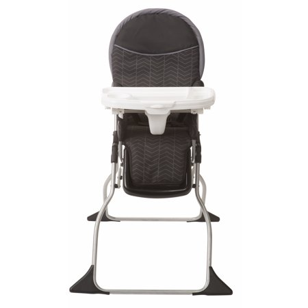 - Cosco Simple Fold™ Deluxe High Chair, Black Arrows