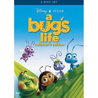 A Bug's Life (Collector's Edition) (DVD)