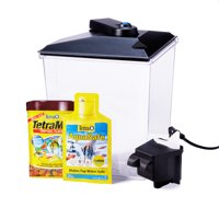 Aqua Culture 1-Gallon Aquarium Starter Kit with LED
