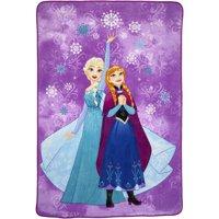 Disney's Frozen Icy Magic Kids Plush Blanket, 62 x 90