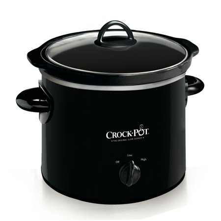 Crock-Pot 2-Quart Round Manual Slow Cooker (Best Budget Slow Cooker)