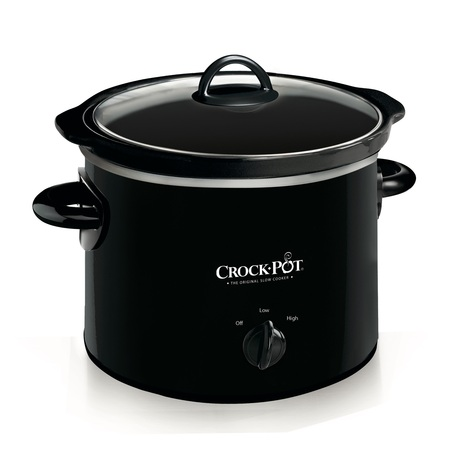 Crock-Pot 2 Quart Round Manual Slow Cooker