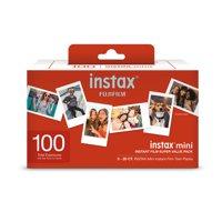 Fujifilm Instax Mini Film Super Value Pack (100 Film Pack) Deals