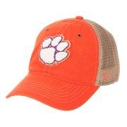 9aec981248e86 Clemson Tigers Zephyr Tatter Adjustable Hat