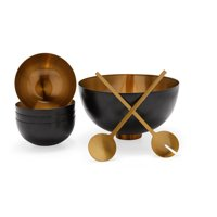 MoDRN Industrial 7 Piece Serveware Bowl Set