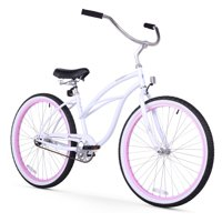 """Firmstrong 26"""" Women's Urban Lady Beach Cruiser Bicycle, 1, 3 and 7 Speed"""