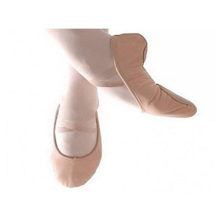 Topumt Adult Child Girl Gymnastics Ballet Dance Shoes Canvas Slippers Ballet Pointe Toe Dance Shoes Professional - Saddle Shoes For Girls