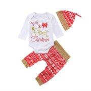 57afd8278 Baby Boy Christmas Outfits
