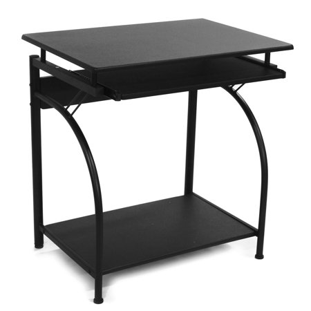 Stanton Home Furnishings - Comfort Products Stanton Computer Desk with Pullout Keyboard Tray, Multiple Colors