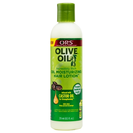 ORS Olive Oil Incredibly Rich Oil Moisturizing Hair Lotion 8.5 - Fifties Hair