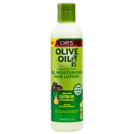 - ORS Olive Oil Incredibly Rich Oil Moisturizing Hair Lotion 8.5 oz