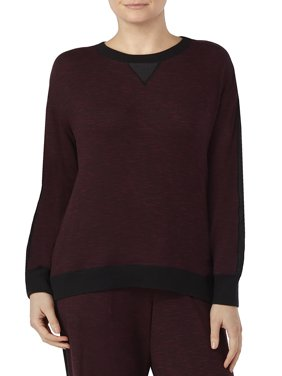 Women's and Women's Modern Hacci Top