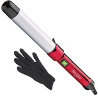 Bed Head Less Frizz BH353 Tourmaline Ceramic Curling Wand with Protective Glove
