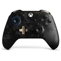 Microsoft Xbox One Wireless Controller, PLAYERUNKNOWN'S BATTLEGROUNDS Limited Edition, WL3-00115