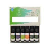 Pursonic Pure Essential Aroma Oils, 6-Pack