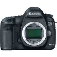 Canon EOS 5D Mark III (body only) - black