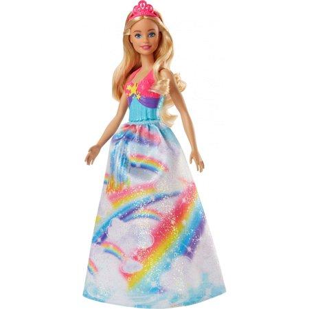 Barbie Dreamtopia Princess Doll, - Barbie Princess Genevieve