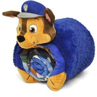 Paw Patrol Sleeping Bag with BONUS Cuddle Pillow