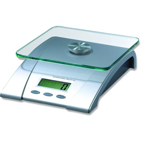 Mainstays Glass Digital Kitchen Scale Digital Jewelry Scale Weight Tray
