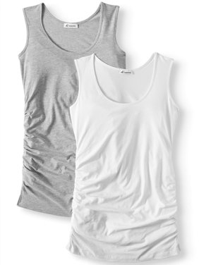 Maternity Tank 2 Pack - Available in Plus Sizes