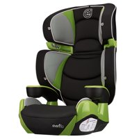 Evenflo Procomfort Rightfit Belt-Positioning Booster Car Seat, Griffin