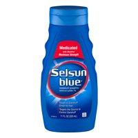 Selsun Blue Medicated Anti-Dandruff Shampoo, 11 Oz