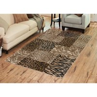 Better Homes and Gardens Animal Patchwork Rug