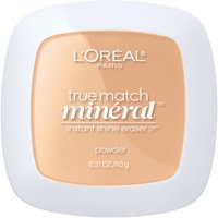 L'Oreal Paris True Match Mineral Pressed Powder, Nude Beige