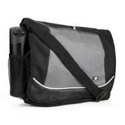 Universal Multi-purpose Canvas Messenger Shoulder Bag fits 15, 15.6, 16  inch Laptops 4923bc5aad