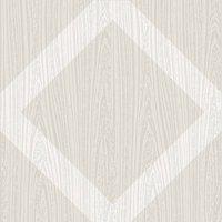 FloorPops Illusion Peel & Stick Floor Tiles 10 Tiles/10 sq. ft.