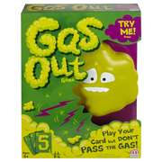 Gas Out Game - Play Your Card but Don't Pass the Gas!