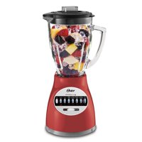 Oster Accurate Blend 200 Blender, 14 Speed, Red (006694-R00-000)