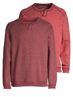 Flipsider Split Neck Reversible Sweatshirt