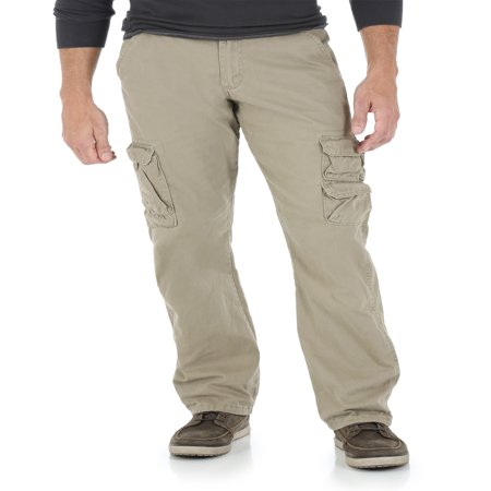- Men's Belted Twill Cargo Pant