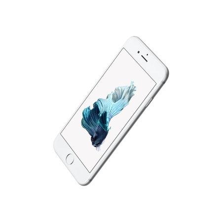 "Apple iPhone 6s - Smartphone - 4G LTE Advanced - 64 GB - CDMA / GSM - 4.7"" - 1334 x 750 pixels (326 ppi) - Retina HD - 12 MP (5 MP front camera) - AT&T - silver"